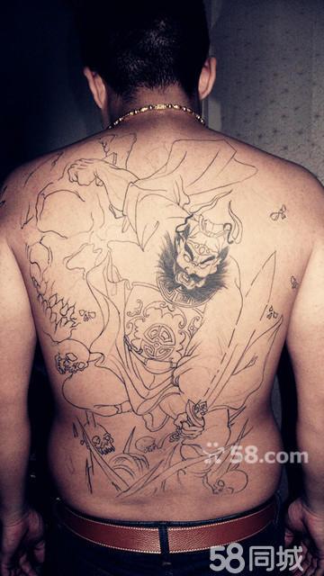纹身 360_640 竖版图片