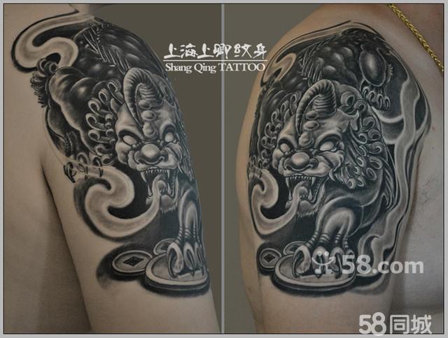 成都纹身:貔貅纹身有那些讲究