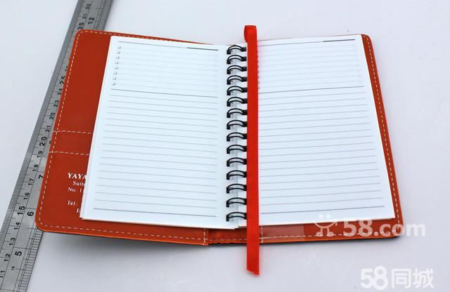 纸质笔记本简笔画分享展示