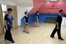 江华舞蹈虹口足球场校区
