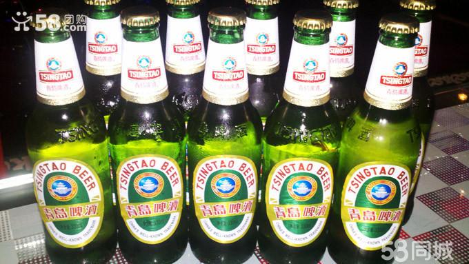 青岛啤酒6瓶 鸡尾酒1套(6杯)!简单旋律加高脚杯,有多少人难以割舍!