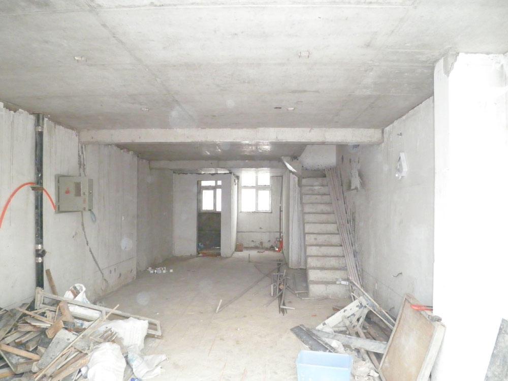 沈阳捷美装饰—楼板阁楼楼梯—58商街店铺