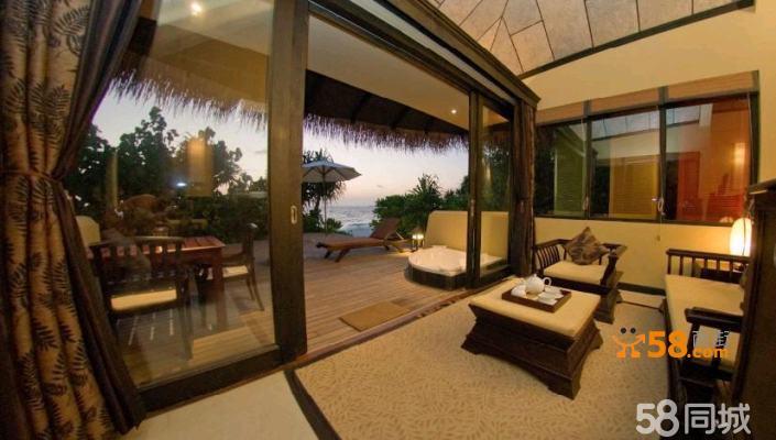 马尔代夫月桂岛2晚沙屋2晚水屋