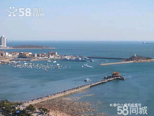 转50米就是青岛火车站