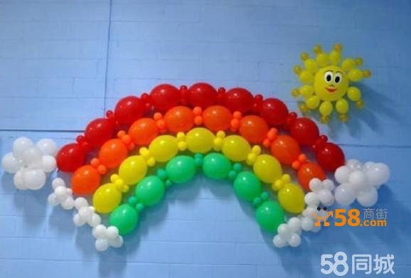 气球婴儿制作图解