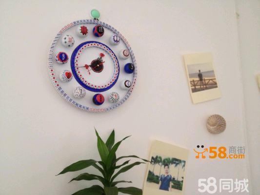 自己的灵感设计出来的创意时钟,也是独一无二的作品,是使用名贵的高尔夫球和色粒结合而成,可以卧室摆设,大厅摆设,有很强的欣赏性,好的作品,好的创意,值得欣赏。 有兴趣的朋友,联系我时,请说是在58同城网看到的,谢谢!