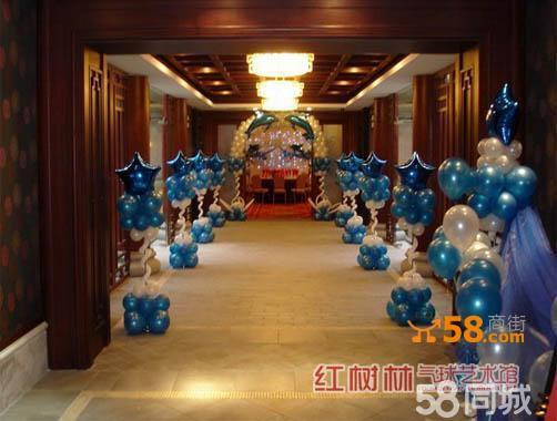 开业庆典活动流程_红树林气球艺术-婚礼/生日派对/开业典礼气球布置—58商家店铺