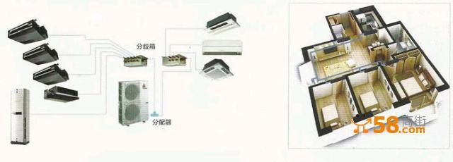 空调外机高压阀内部结构图