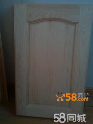 松木实木衣柜门,橱柜门—58商家店铺