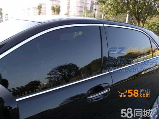 杭州汽车贴膜 龙膜隔热膜 丰田皇冠玻璃贴膜 团购
