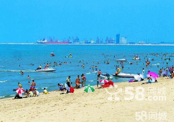 营口白沙湾黄金海岸海滨浴场--吉祥农家乐