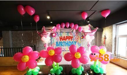 北京气球装饰,气球造型制作
