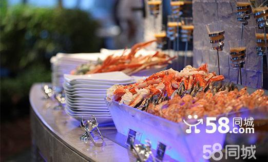 广州塔璇玑地中海自助旋转餐厅--璇玑地中海自助旋转
