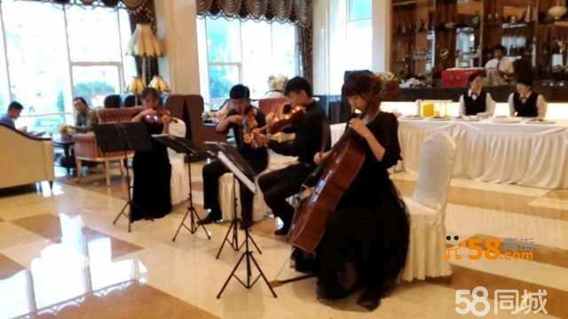 昆明弦乐木提四重奏,美女电提四重奏