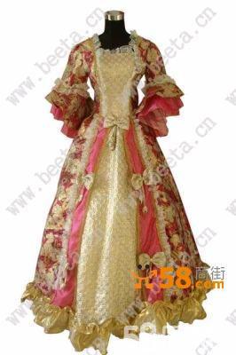 北京欧式宫廷礼服出租定制|北京欧式王子国王服装