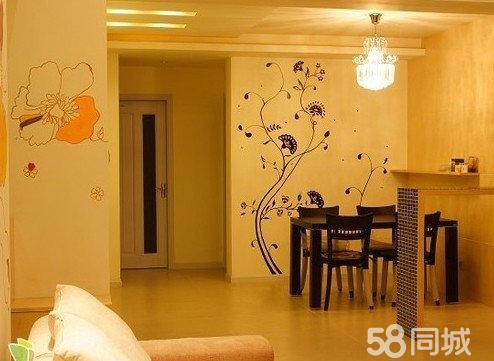 北京艺抹墙绘工作室 专业的手绘墙艺术
