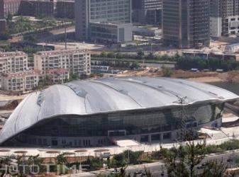 青岛国信体育场,原名颐中体育中心